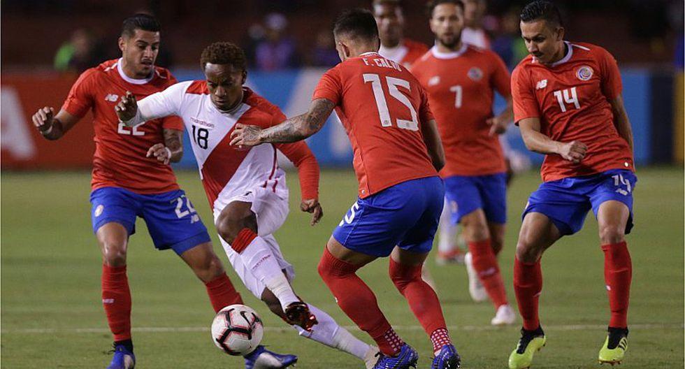 Prensa de Costa Rica se burló de Perú tras ganar en Arequipa | FOTOS