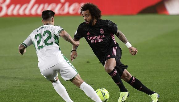 Real Madrid visitó a Elche pero no pudo lograr la victoria