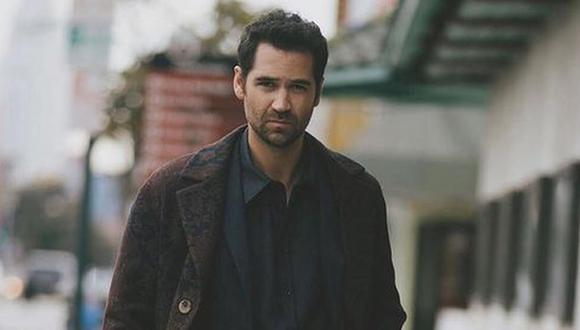 "Manuel García-Rulfo protagonizará la serie ""The Lincoln Lawyer"" en Netflix. (Foto: @ manu_rulfo)"
