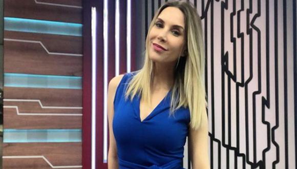 La conductora de televisión sospecha que no todo acabará el lunes, cuando ya todo el Perú sepa quién asumirá la Presidencia del Perú.