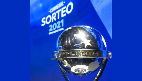 El sorteo de la Copa Sudamericana 2021 se realizará este martes a las 11:00 a.m. (horario peruano). Sigue el MINUTO A MINUTO del evento con Sporting Cristal como representante peruano.