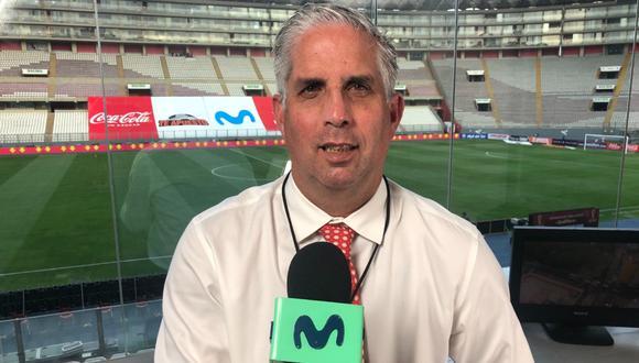 El comentarista deportivo comparó el gol de Sporting Cristal con el que hizo De Bruyne en la Champions frente al PSG.