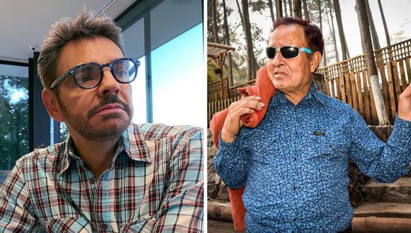 Eugenio Derbez y las tiernas palabras a Sammy Pérez, quien falleció esta madrugada. (Foto: Instagram @ederbez / @sammyperez_xhderbez)