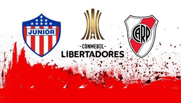 River Plate y Junior de Barranquilla se enfrentan en el estadio Romelio Martínez por el Grupo D de Copa Libertadores 2021. Sigue el MINUTO A MINUTO del partido.