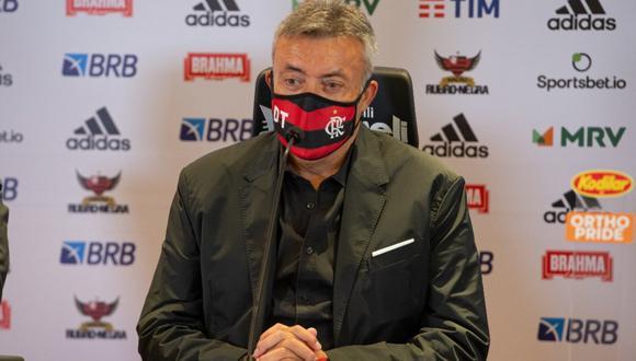 Domènec Torrent anunció que será el nuevo entrenador de Flamengo en reemplazo de Jorge Jesús.