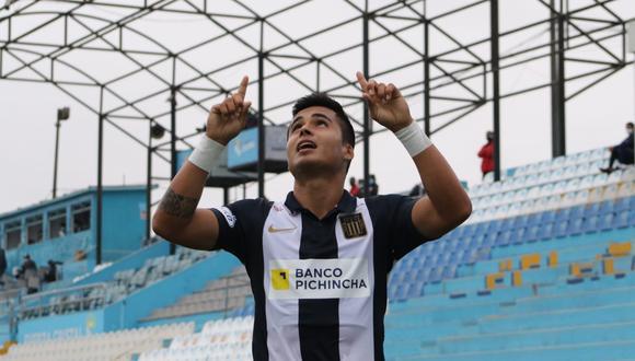 Alianza Lima venció 2-0 a Alianza Universidad con goles de Rojas y Lagos. (Foto: GOLPERU)