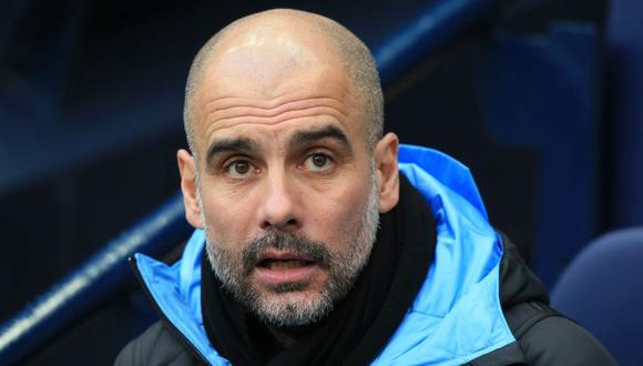 La tentadora oferta de Juventus a Pep Guardiola para convertirlo en el entrenador del primer equipo. (Foto: AFP)