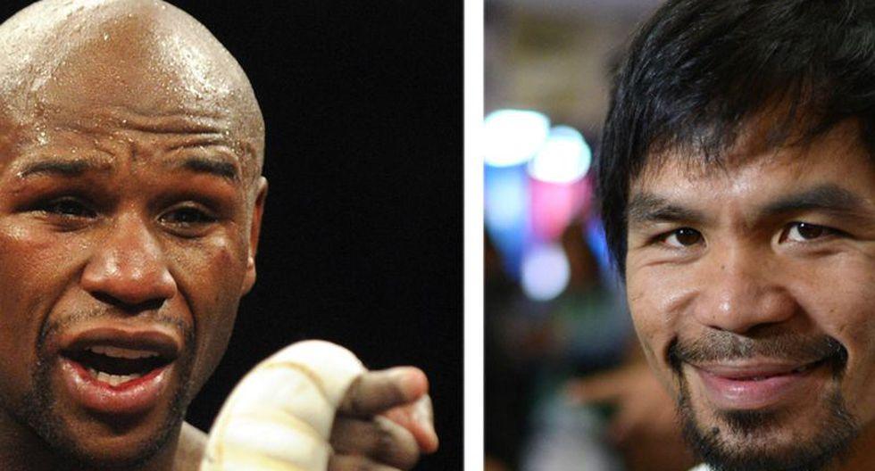 Mayweather vs Pacquiao: Rapero apuesta fuerte suma por uno de ellos