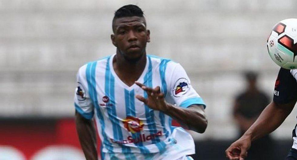 Robinson Aponzá vuelve al fútbol peruano para jugar Copa Sudamericana