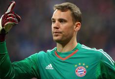 Manuel Neuer se convirtió en el portero que más partidos tuvo la valla invicta en la Bundesliga