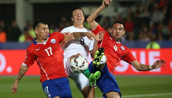 Chile vs. Bolivia: se ven las caras en Santiago por la jornada 8 de las Eliminatorias rumbo a Qatar 2022. (Foto: Getty Images)