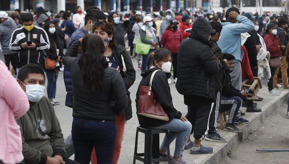 La situación se repite en otros distritos como San Martín de Porres, Rímac y más. Foto: Cesar Campos / @photo.gec