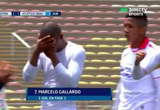 Marcelo Gallardo anotó golazo, se quitó la camiseta y el árbitro le sacó la segunda amarilla [VIDEO]