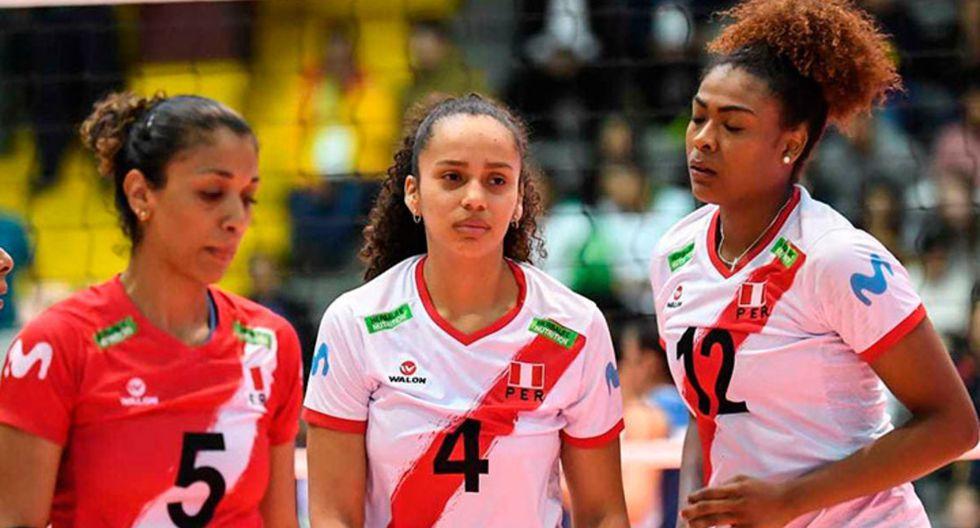 Perú vs. Colombia EN VIVO por el Preolímpico de Vóley Femenino Bogotá 2020 vía Win Sports
