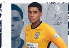 Ángelo Campos agradeció confianza que le dio Carlos Bustos en Alianza Lima