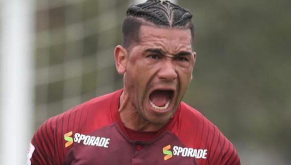 Jonathan Dos Santos fue la gran carta de gol en Universitario de Deportes en el 2020.