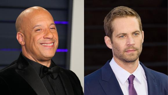 Paul Walker habría cumplido 47 años este 12 de septiembre y Vin Diesel lo recuerda en redes sociales. (Foto: AFP)