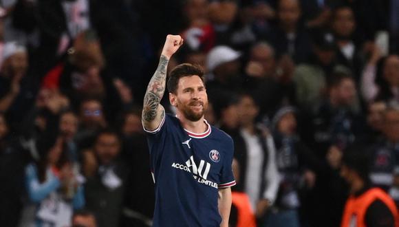 Lionel Messi brindó la primera entrevista desde que arribó a PSG. (Foto: AFP)