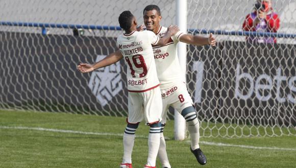 Universitario y Alianza Universidad se enfrentaron por la Fase 2 de la Liga 1. | Foto: GEC