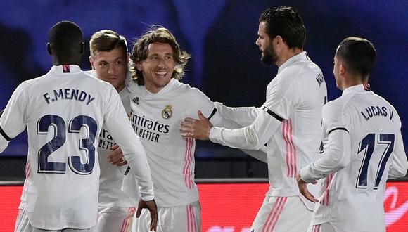 Vía ESPN en vivo, Barcelona vs. Real Madrid en directo desde el Alfredo Di Stéfano El Clásico español. FOTO: AFP