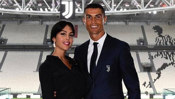 El mensaje de la novia de Cristiano Ronaldo luego de acusación de violación