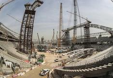 Qatar 2022: Obrero falleció en plena construcción de estadio