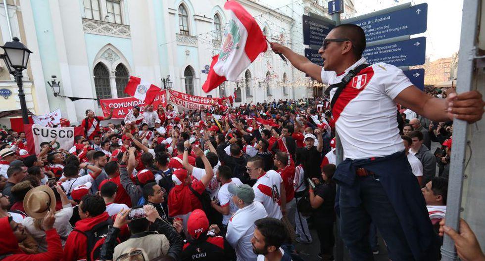 FPF anunció que se han vendido 8500 abonos blanquirrojos a un mes de choque contra Brasil FOTO : ROLLY REYNA / EL COMERCIO PERU