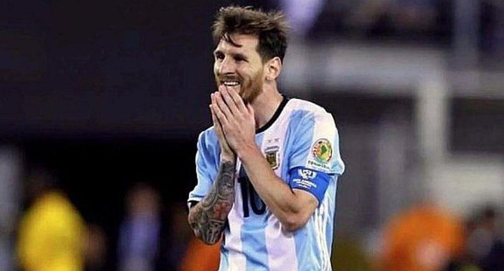 Selección argentina anuncia su convocatoria sin Lionel Messi