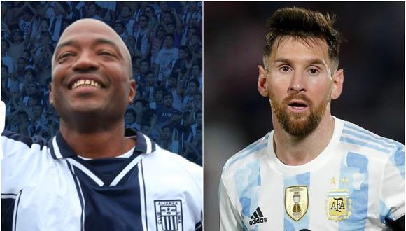 El ex futbolista sabe que en el mano a mano Messi es imparable, pero propone una alternativa para controlarlo.
