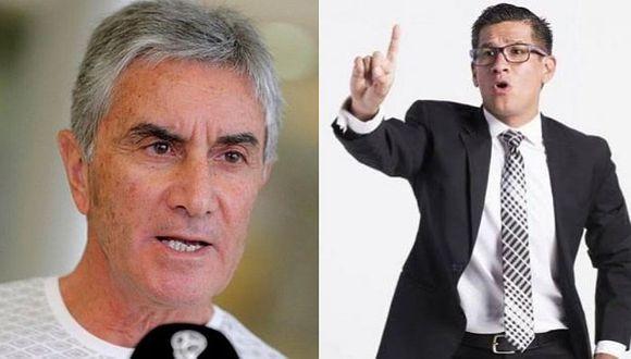 Ricardo Gareca: Erick Osores arremete contra Juan Carlos Oblitas tras negar renuncia del Tigre | FOTO