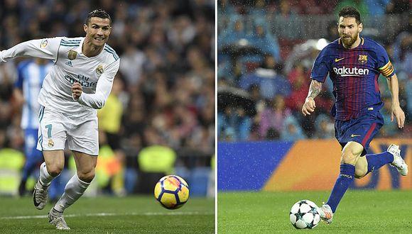Míster Chip y el polémico tuit contra Cristiano Ronaldo y Lionel Messi