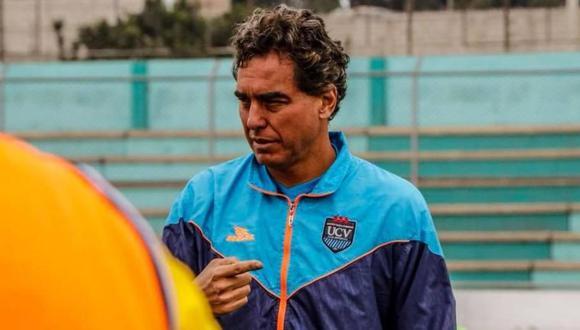 Chemo del Solar es entrenador de la Universidad César Vallejo. (Foto: GEC)