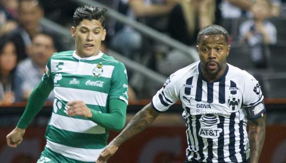 Monterrey vs. Santos Laguna: chocan por el Torneo Apertura 2019 de Liga MX. (Foto: AFP)