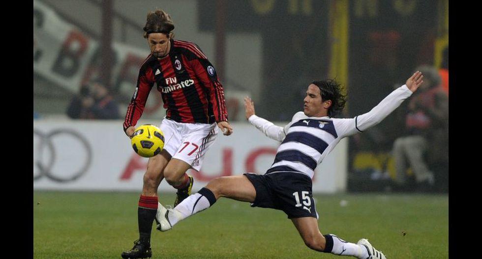 Luca Antonini. (Foto: AFP)