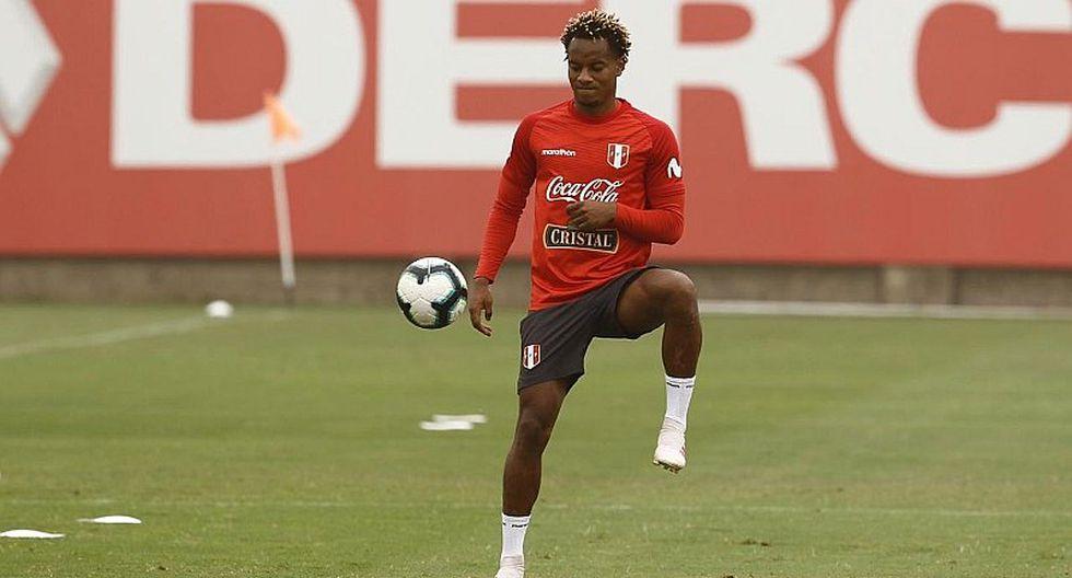"Selección peruana / André Carrillo a pocas horas de viajar a Brasil: ""Vamos con todo a la Copa América"" | FOTOS"