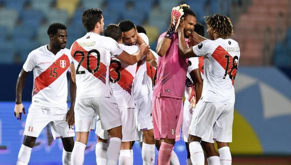 La selección peruana se medirá este miércoles con Ecuador. (Foto: FPF)