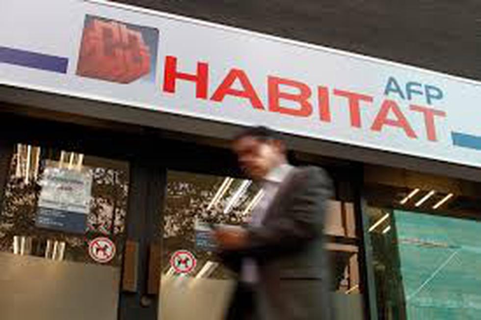 AFP Habitat-retiro del 25% del fondo  HOY 26 de mayo: revisa el cronograma para realizar tu solicitud