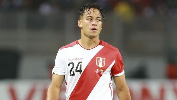 Cristian Benavente ya no es convocado a la selección peruana (Foto: Agencias)