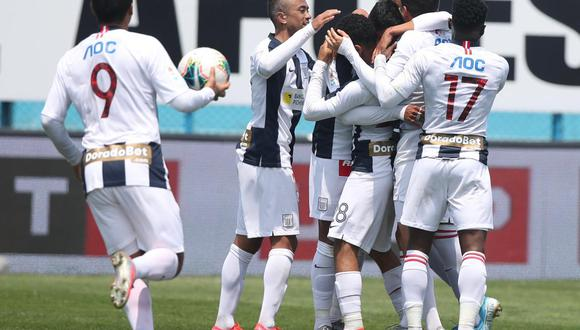 Alianza Lima enfrentará a Estudiantes de Mérida, por la Fecha 3 de la fase de grupos de la Libertdores. (Foto: Liga 1)