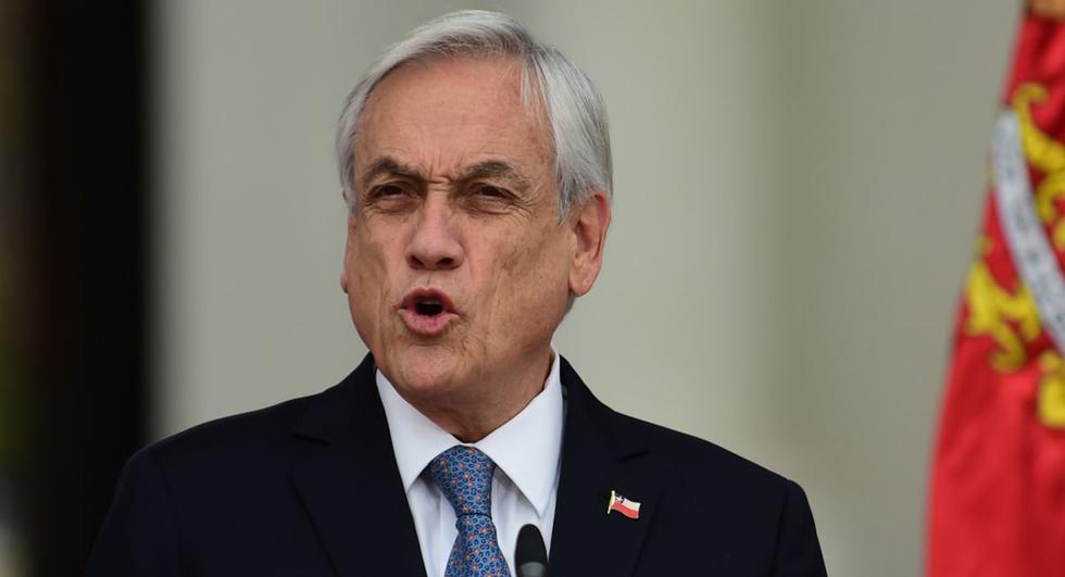 Presidente Sebastián Piñera anuncia el Bono 500 mil pesos chilenos para los trabajadores formales