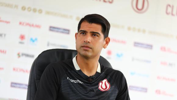 Enzo Gutierrez es el refuerzo de Universitario para la temporada 2021 en la Liga 1