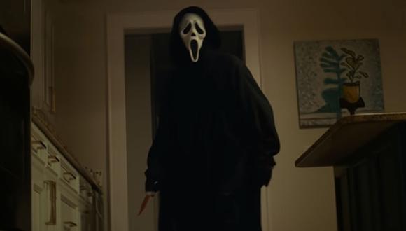 """""""Scream"""" regresa y la quinta entrega muestra sus primeras imágenes. (Foto: Captura)"""