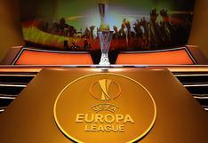 Europa League: partidos y resultados EN VIVO por los dieciseisavos de final