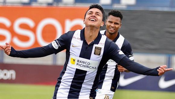 Con goles de Míguez, Concha, Aldair Rodríguez y Arley Rodríguez Alianza Lima goleó 4-1 a Ayacucho por la primera fecha la Fase 2 de la Liga 1. (Foto: Alianza)