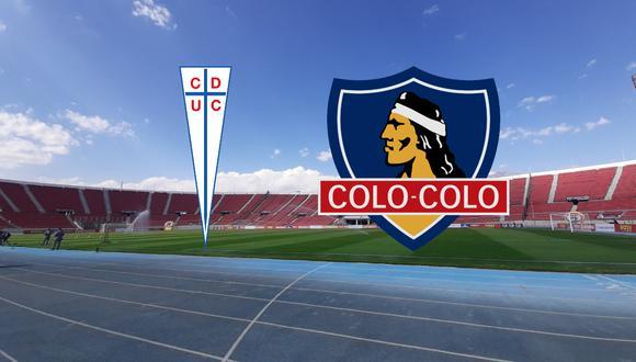 Colo Colo y Universidad Católica se enfrentan este domingo por la Supercopa de Chile. (Foto: @ColoColo)