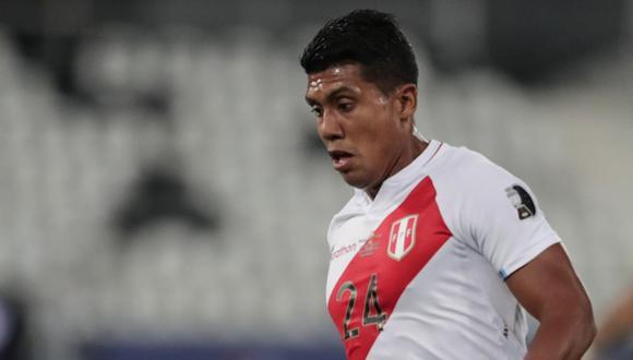 El mediocampista realizó una buena Copa América con la selección peruana y su pase al fútbol extranjero estaría en Argentina.