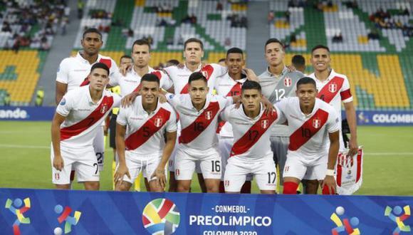 La selección peruana Sub 23 perdió ante Uruguay en el Torneo Preolímpico en la fecha pasada (Violeta Ayasta/GEC)