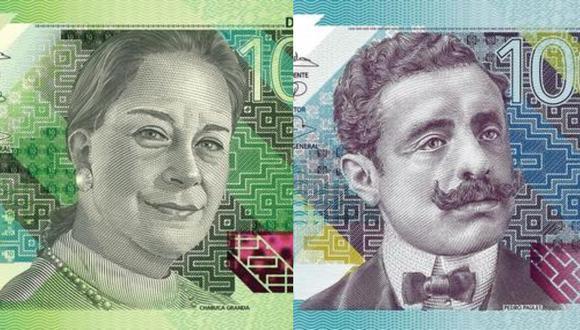 El BCR anunció que estos nuevos billetes serán emitidos a partir del 22 de julio del presente año y circularán de forma simultánea con los actuales billetes de estas denominaciones.