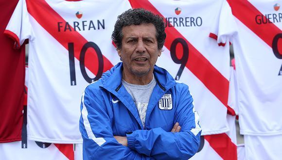 César Cueto se ilusiona con la dupla Paolo-Farfán en Alianza Lima. (Foto: El Comercio)