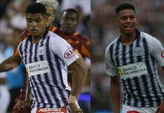Alianza Lima: Kevin Quevedo y Wilder Cartagena no seguirán con los blanquiazules para el 2020, confirmó Marulanda